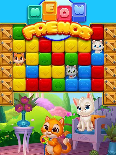 Download Meow friends für Android kostenlos.