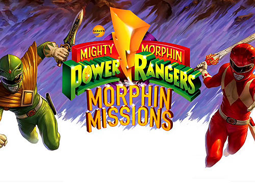 Download Mighty morphin: Power rangers. Morphin missions für Android 6.0 kostenlos.