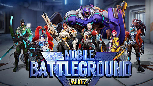 Download Mobile battleground: Blitz für Android kostenlos.