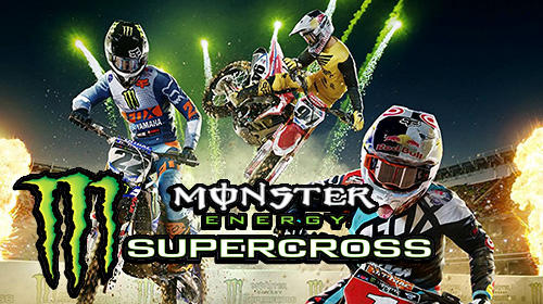 Download Monster energy supercross game für Android kostenlos.