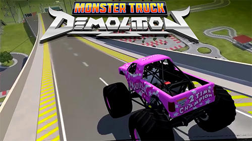 Download Monster truck demolition für Android kostenlos.