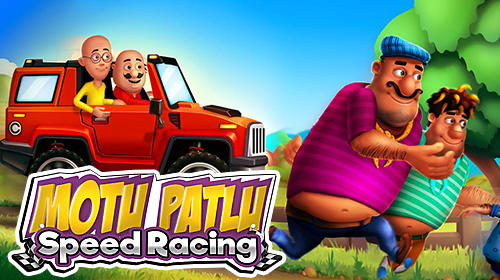 Download Motu Patlu speed racing für Android kostenlos.
