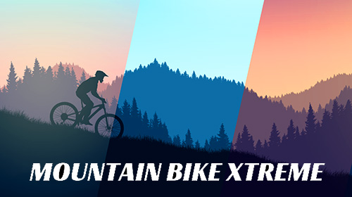 Download Mountain bike xtreme für Android kostenlos.