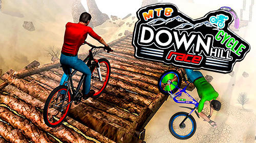 Download MTB downhill cycle race für Android kostenlos.