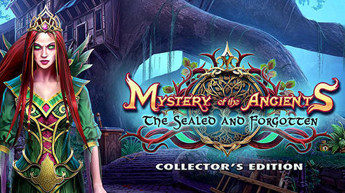 Mystery of the ancients: The sealed and forgotten. Collector's edition