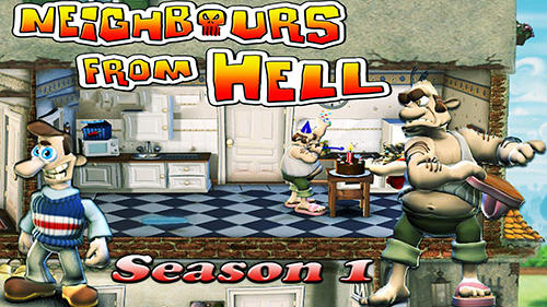 Download Neighbours from hell: Season 1 für Android kostenlos.