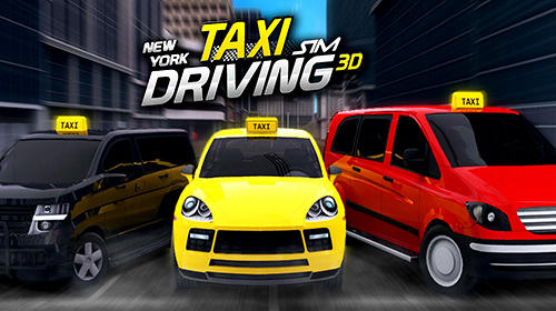 Download New York taxi driving sim 3D für Android kostenlos.