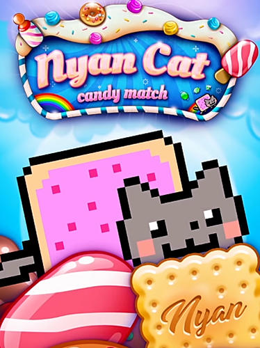 Download Nyan cat: Candy match für Android kostenlos.