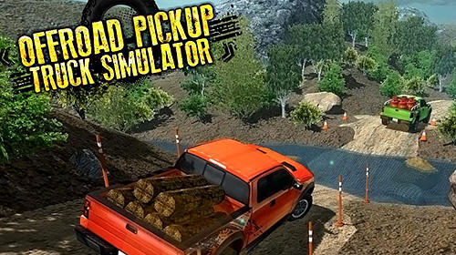 Download Off-road pickup truck simulator für Android kostenlos.