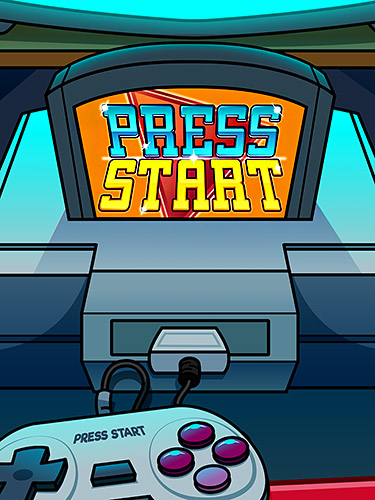 Download Press start: Game nostalgia clicker für Android kostenlos.