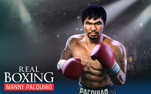 Download Real boxing Manny Pacquiao für Android kostenlos.