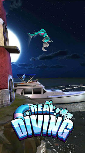 Download Real diving 3D für Android kostenlos.