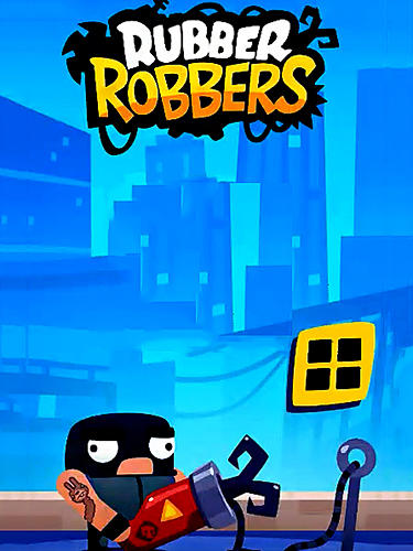 Download Rubber robbers: Rope escape für Android kostenlos.