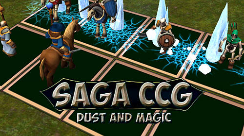 Download Saga CCG: Dust and magic für Android kostenlos.