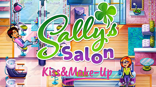 Download Sally's salon: Kiss and make-up für Android kostenlos.
