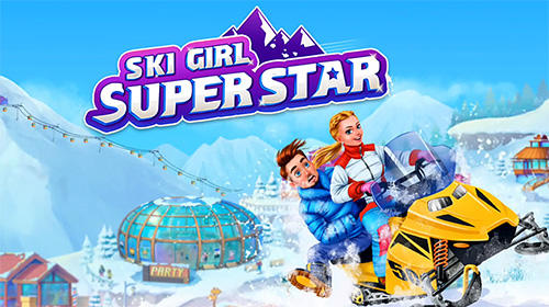 Download Ski girl superstar: Winter sports and fashion game für Android kostenlos.