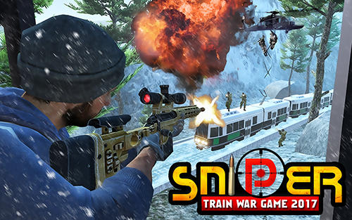 Download Sniper train war game 2017 für Android kostenlos.