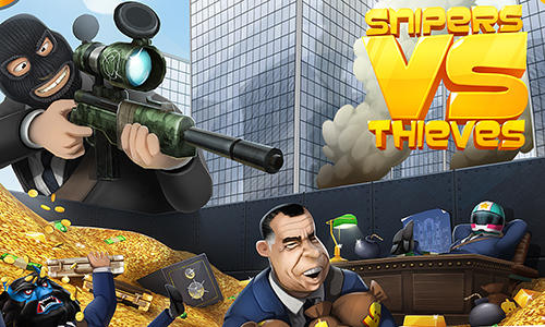 Download Snipers vs thieves für Android kostenlos.