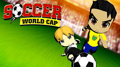 Download Soccer world cap für Android kostenlos.