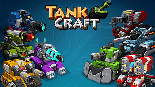 Download Tank craft 2: Online war für Android 4.0.3 kostenlos.
