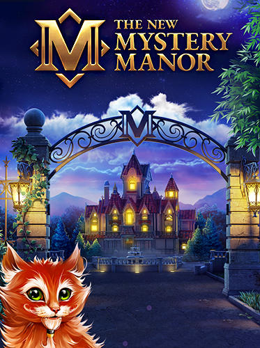 Download The new mystery manor: Hidden objects für Android kostenlos.