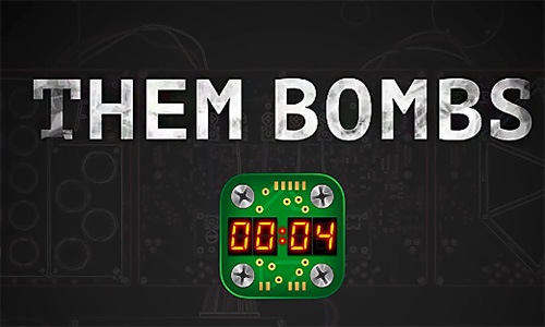 Download Them bombs: Co-op board game play with 2-4 friends für Android kostenlos.