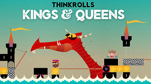 Download Thinkrolls: Kings and queens für Android kostenlos.