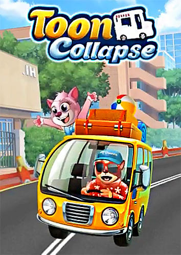 Download Toon collapse blast: Physics puzzles für Android kostenlos.