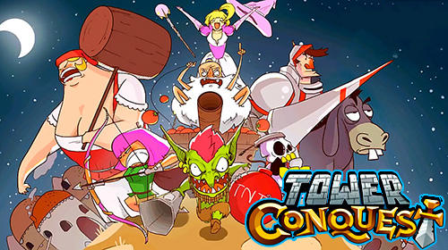 Download Tower crush: Castle crush, tower conquest für Android kostenlos.
