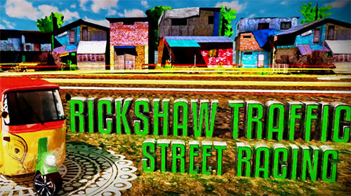 Download Tuk tuk drive traffic simulator 3D. Rickshaw traffic street racing für Android kostenlos.