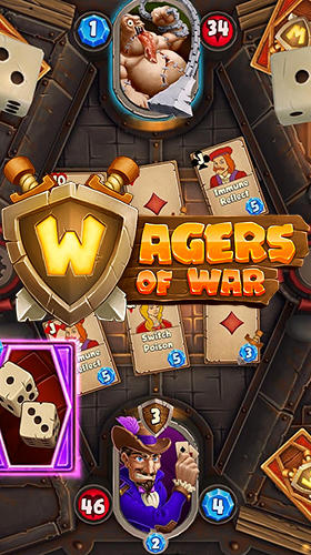 Download Wagers of war für Android 5.0 kostenlos.