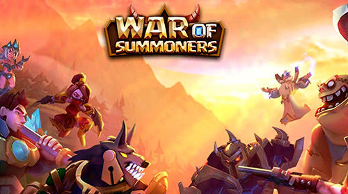 Download War of summoners für Android kostenlos.