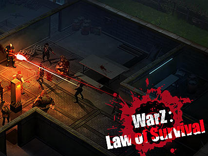 Download WarZ: Law of survival für Android kostenlos.