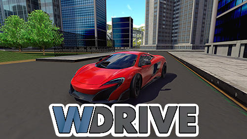 Download wDrive: Extreme car driving simulator für Android kostenlos.