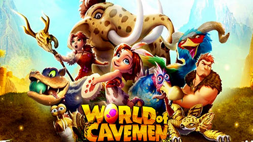 Download World of cavemen für Android kostenlos.