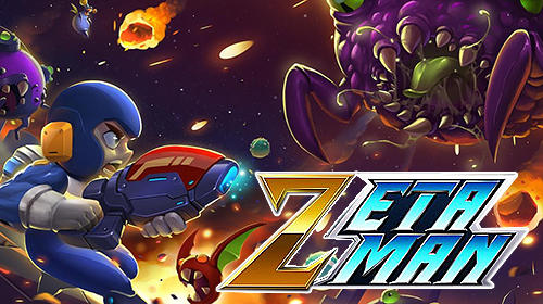 Download Zetta man: Metal shooter hero für Android kostenlos.