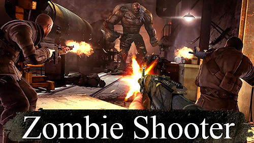 Download Zombie shooter: Fury of war für Android kostenlos.