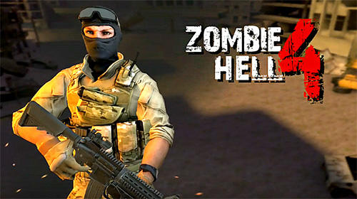 Download Zombie shooter hell 4 survival für Android kostenlos.