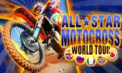 Download All star motocross: World Tour für Android kostenlos.