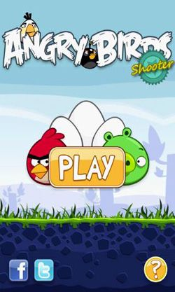 Download Angry Birds Shooter für Android kostenlos.