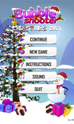 Bubble Shooter Christmas HD