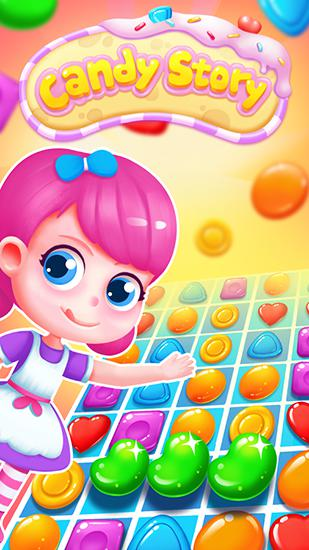 Download Candy story für Android kostenlos.