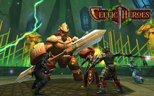 Download Celtic heroes: 3D MMO für Android kostenlos.