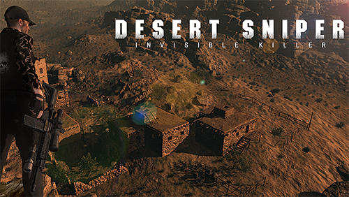 Download Desert sniper: Invisible killer für Android kostenlos.