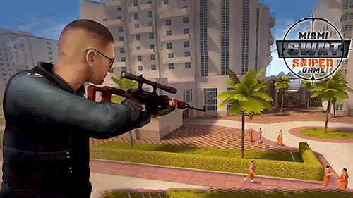 Download Miami SWAT sniper game für Android kostenlos.