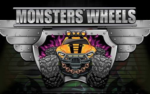 Download Monster wheels: Kings of crash für Android 4.0.4 kostenlos.