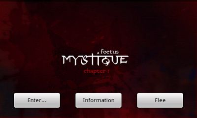 Download Mystique. Chapter 1 Foetus für Android kostenlos.