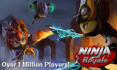 Download Ninja Action RPG Ninja Royale für Android kostenlos.