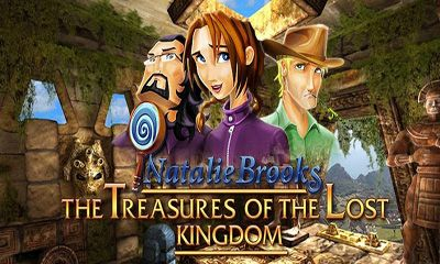 Download Natalie Brooks: The Treasures of the Lost Kingdom für Android kostenlos.