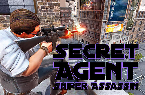 Download Secret agent sniper assassin für Android kostenlos.